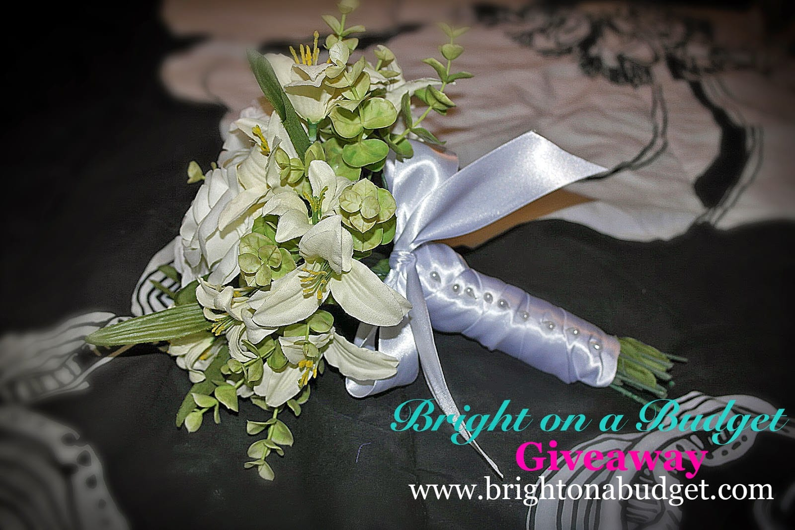 Bright [Wedding] on a Budget: D.I.Y. Bridal Bouquet for Less than ...