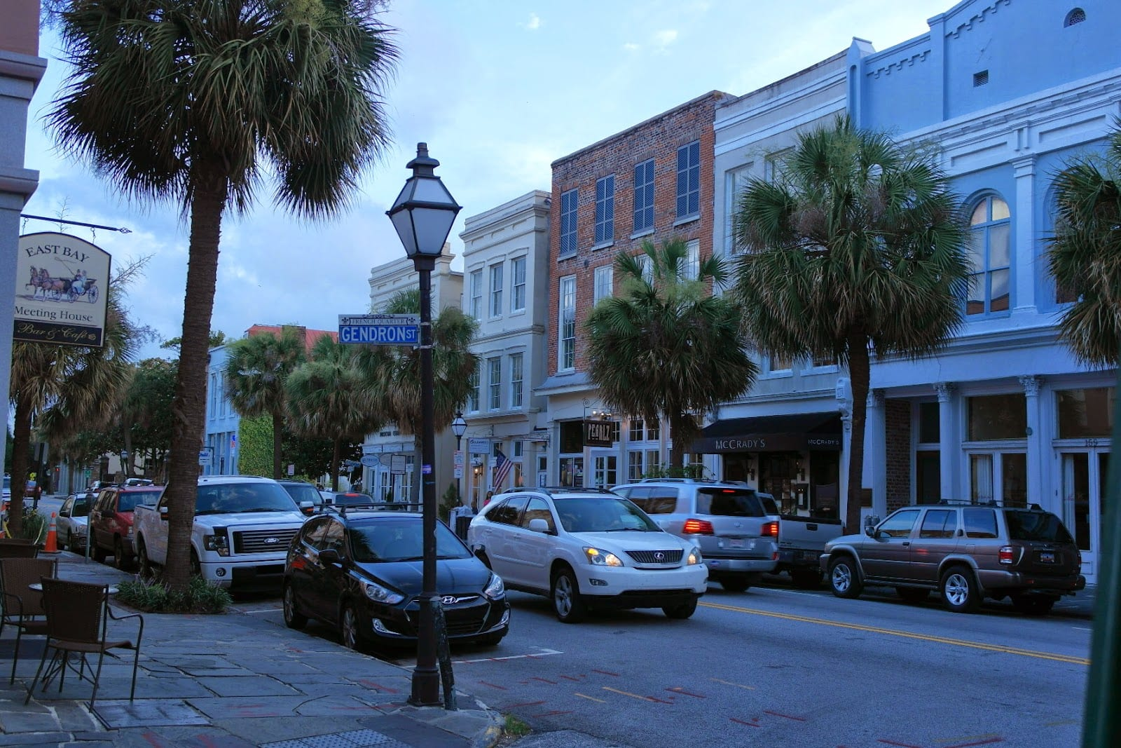 Historical Charleston Tour
