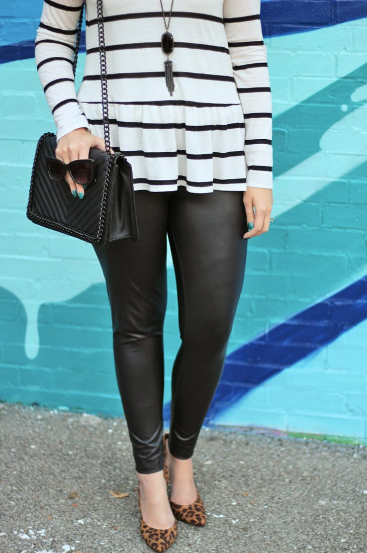 Leather Leggings for Everyday Wear