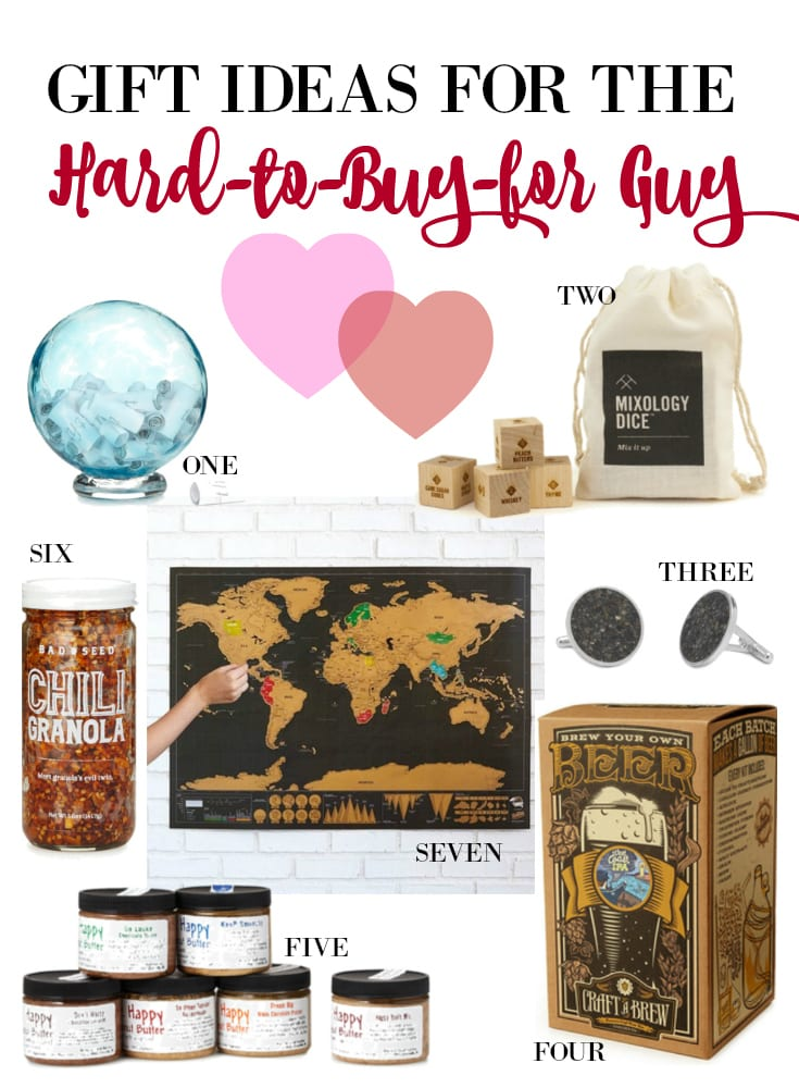 Valentine S Day Gift Ideas For The Hard To Guy