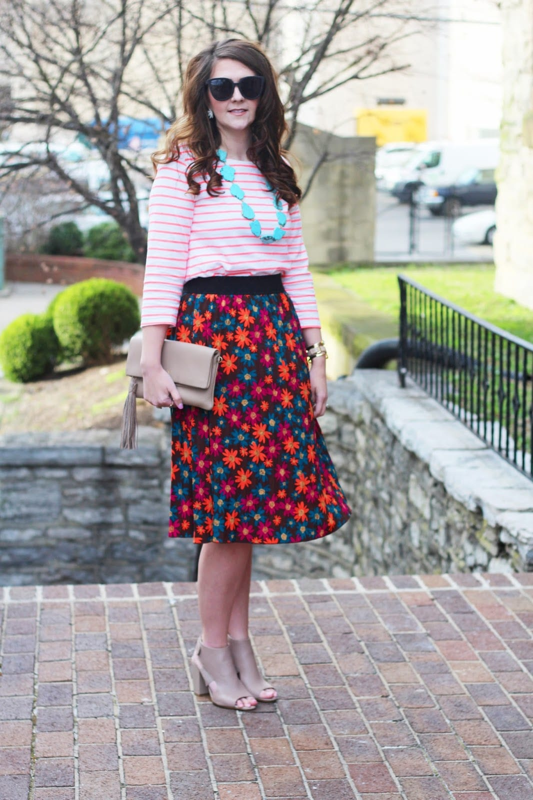 No-Fail Trick for Pattern Mixing with LuLaRoe Jill | Bright