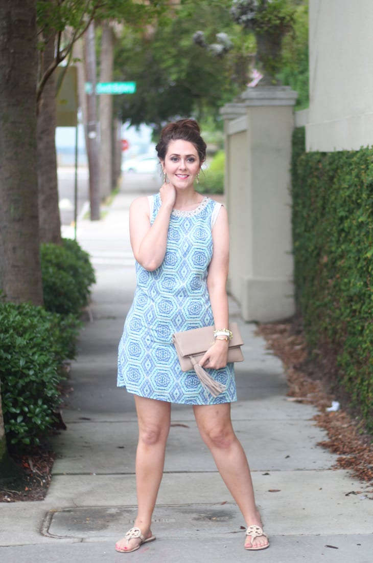 Jeweled Sheath Dress Boutique Charleston, SC