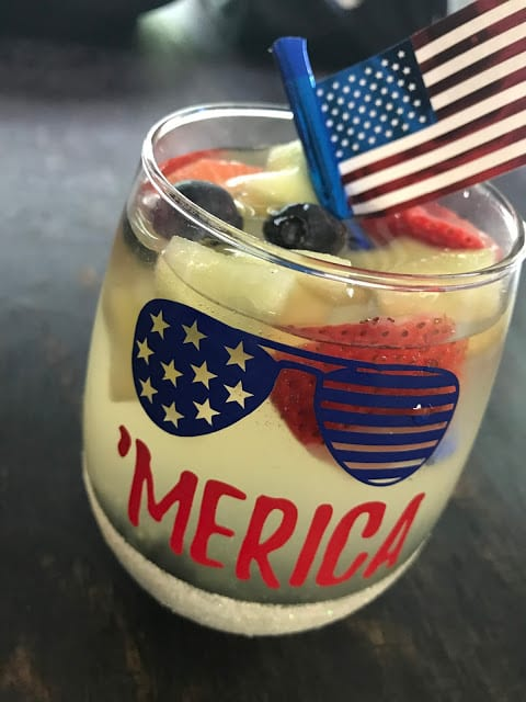4th of July Food and Drink Ideas