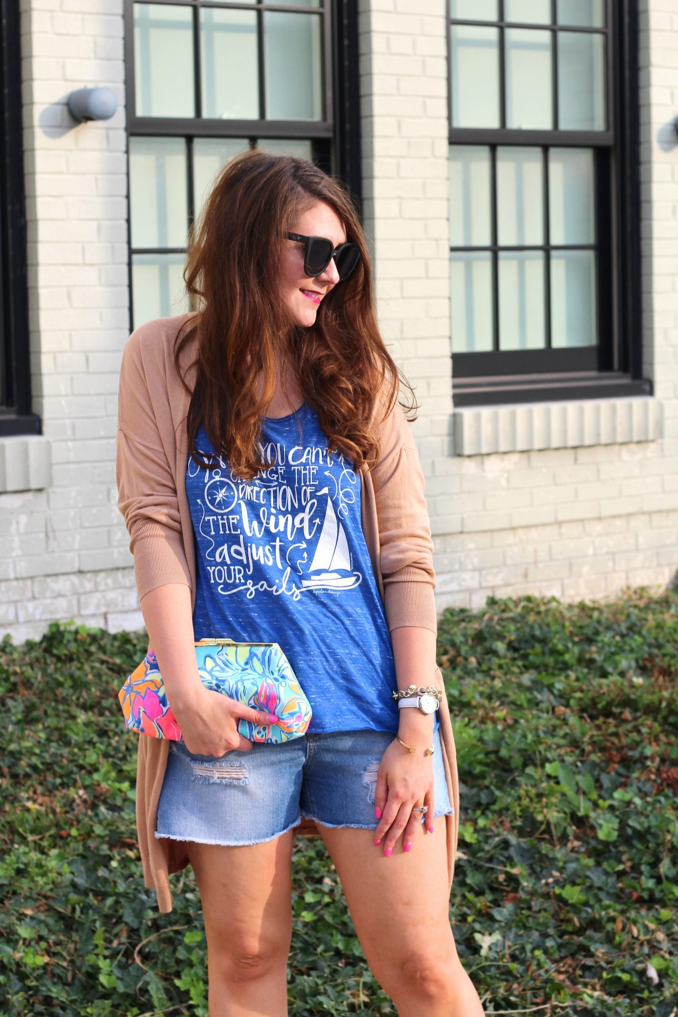 How to style an inspirational tee