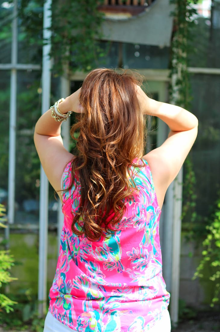 Tips for keeping your hair healthy this summer