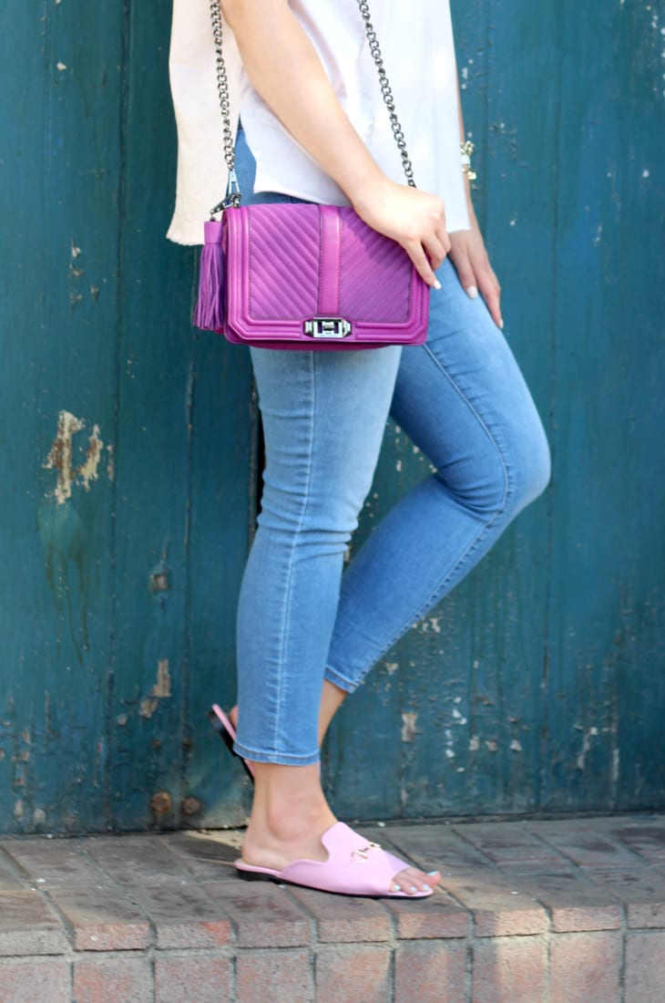 Shades Of Millennial Pink Bright On A Budget