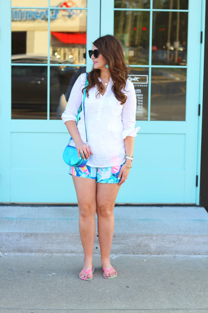 Casual Summer Dinner Outfit + Lilly Pulitzer After Party Sale August 2017 + $700 Target Giveaway ...