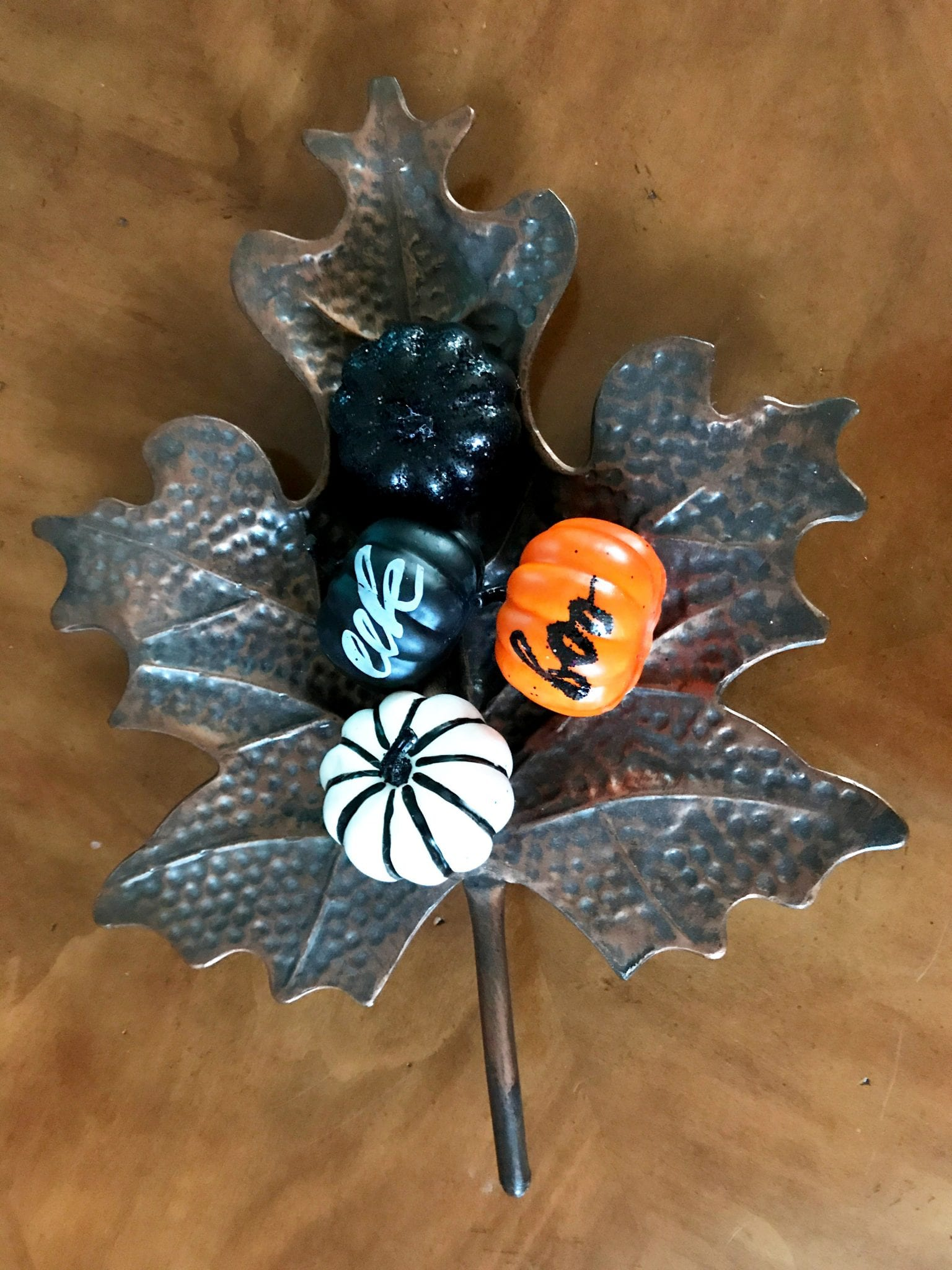 Halloween decorations under $10 from Target's One Spot