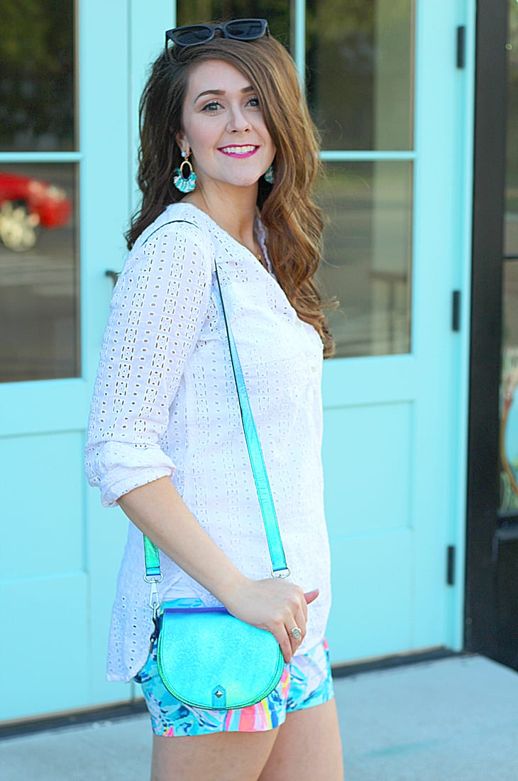 How to Hide a Baby Bump through the First Trimester | Bright on a Budget
