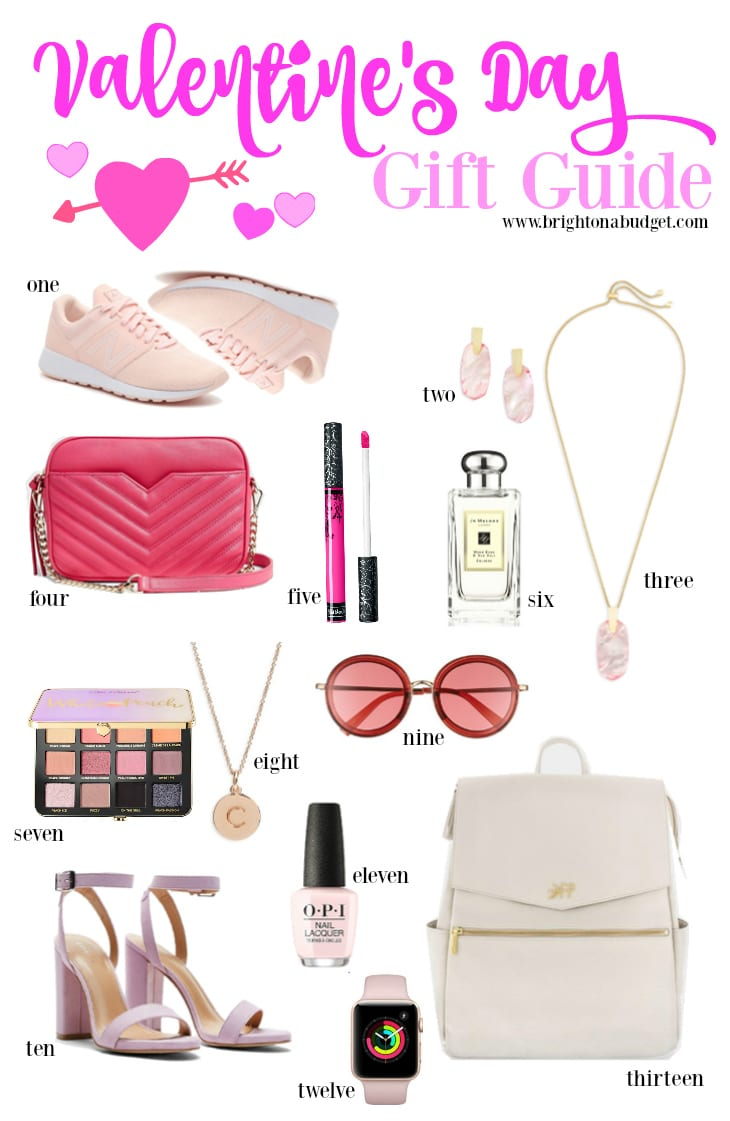 Affordable Valentine's Day Gift Guide