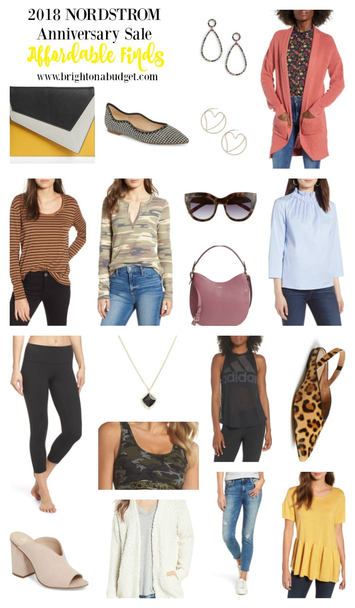 2018 Nordstrom Anniversary Sale Affordable Finds
