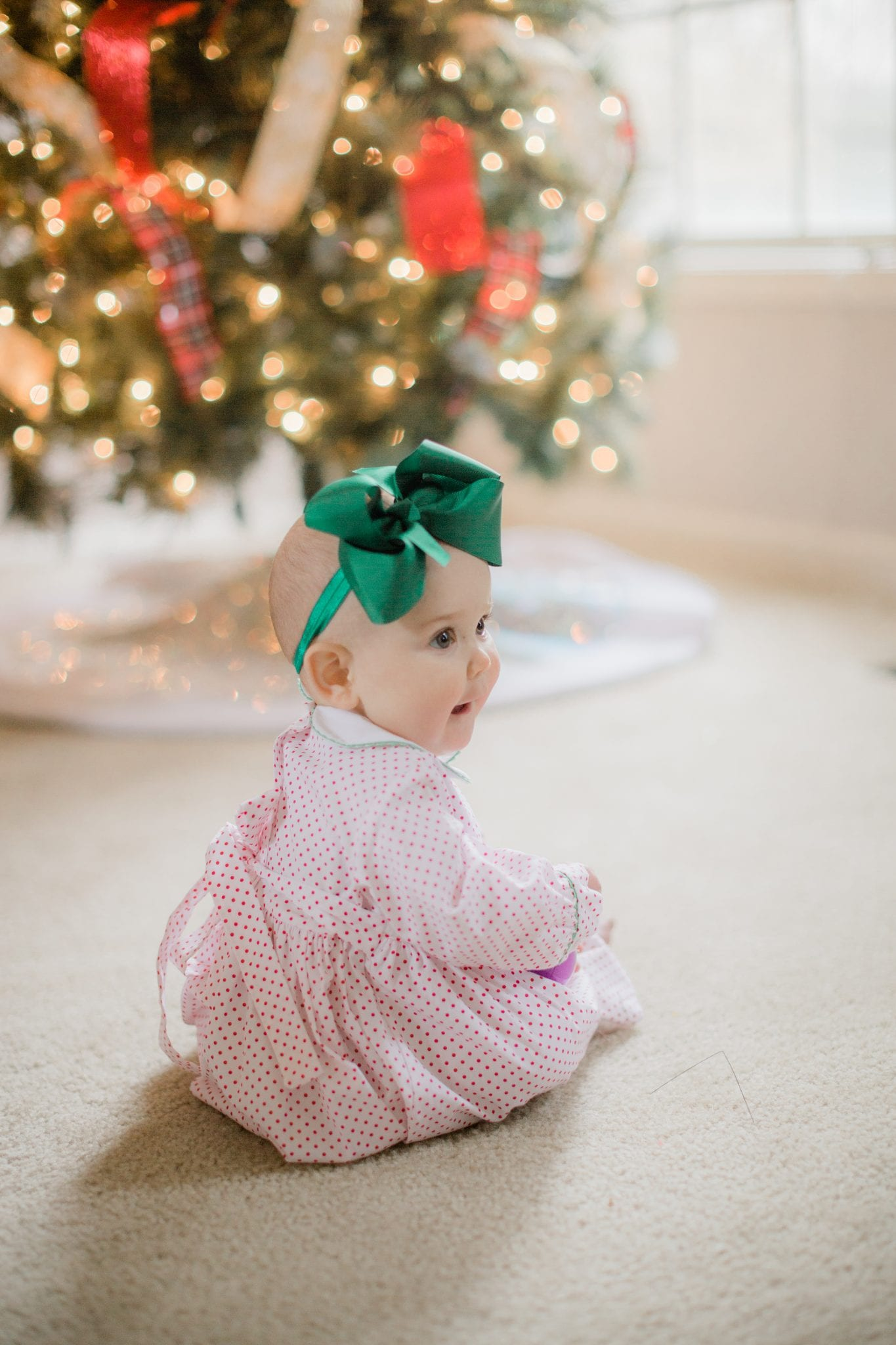 Traditions to start for Baby's First Christmas