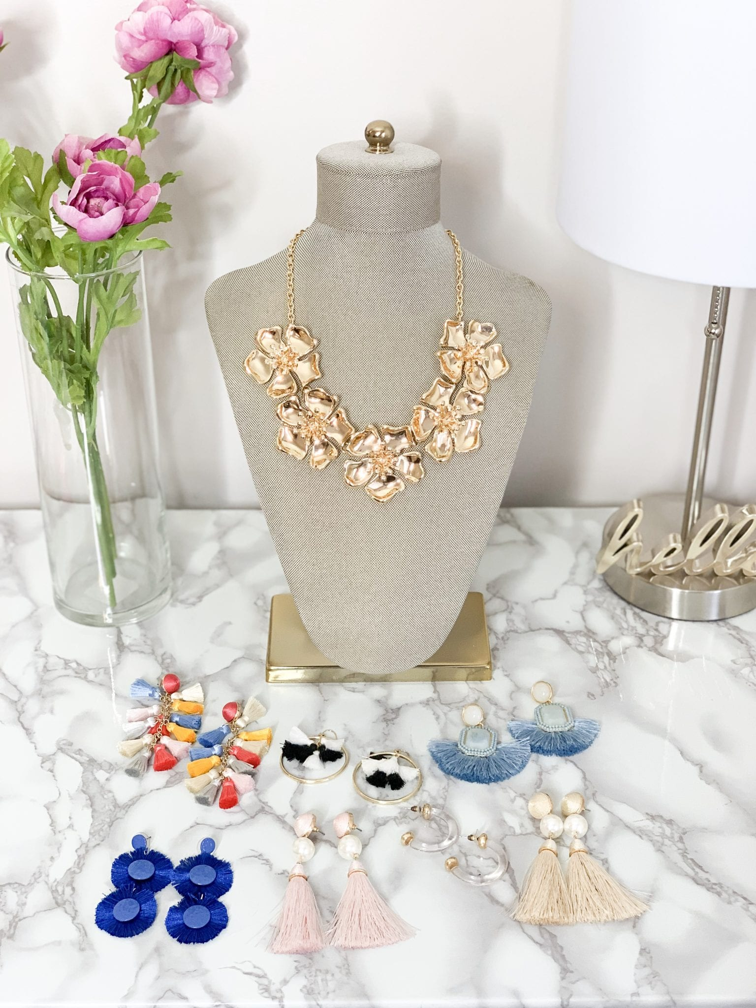 Pretty Jewelry for Spring from Sugarfix (Baublebar at Target