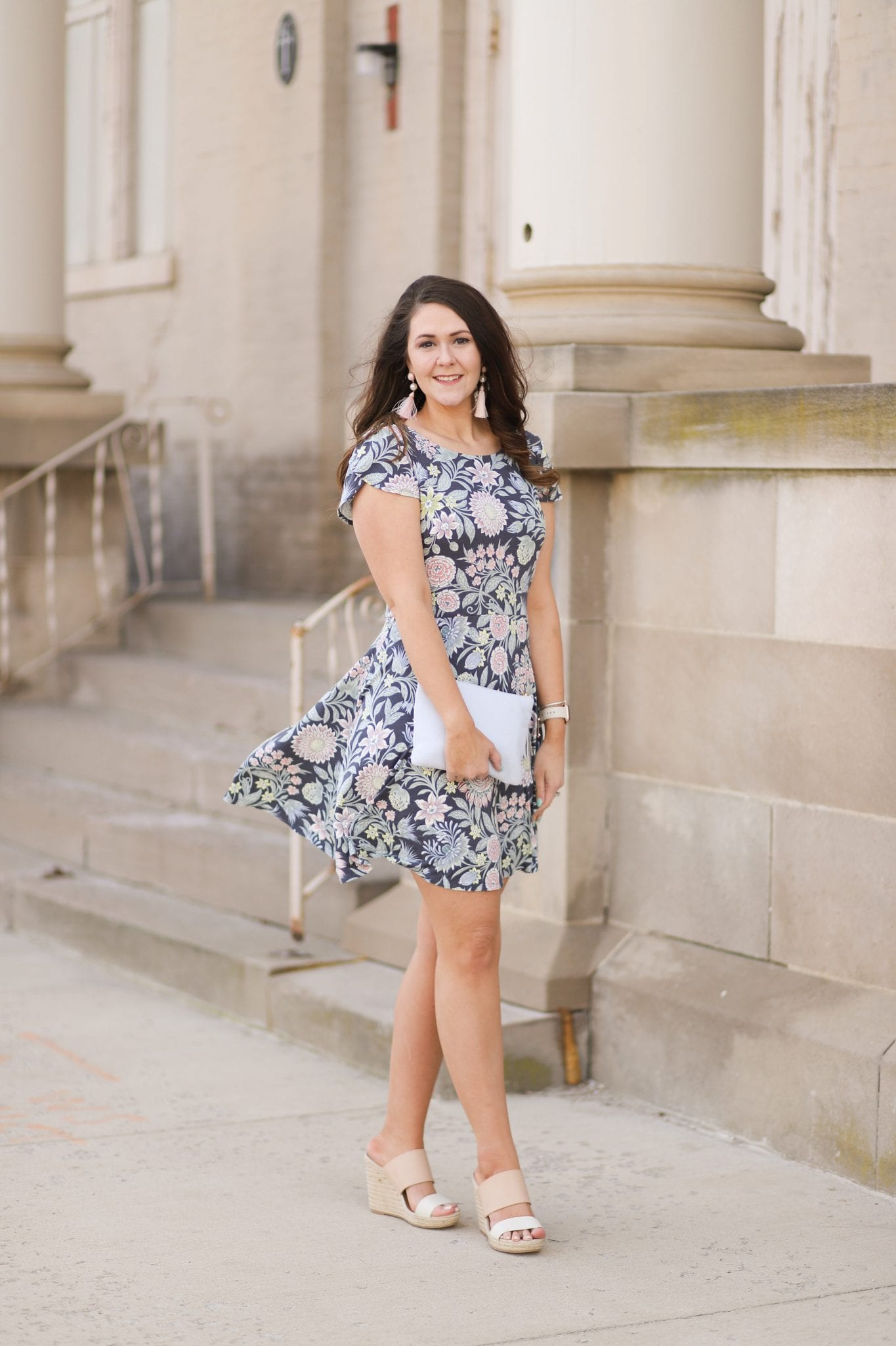 What to Wear to Keeneland (or for Easter!) + Loft Event THIS